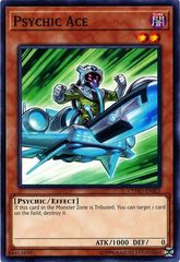 Psychic Ace - CYHO-EN023 - Common - Unlimited Edition