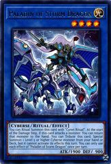 Paladin of Storm Dragon - CYHO-EN031 - Rare - Unlimited Edition