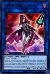 Cyberse Witch - CYHO-EN035 - Rare - Unlimited Edition