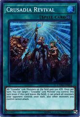 Crusadia Revival - CYHO-EN054 - Super Rare - Unlimited Edition