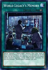 World Legacy's Memory - CYHO-EN061 - Common - Unlimited Edition