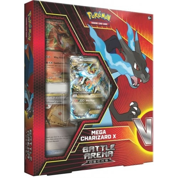 Battle Arena Decks- Mega Charizard X