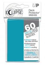Eclipse Small Deck Protector Sleeves 60ct - Sky Blue