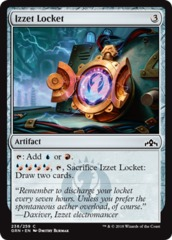 Izzet Locket