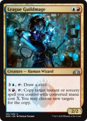 League Guildmage - Foil