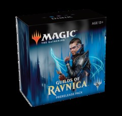 Guilds of Ravnica Prerelease Kit - Dimir