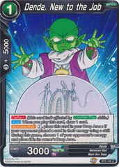 Dende, New to the Job - BT5-109 - C