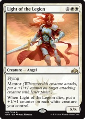 Light of the Legion - Foil