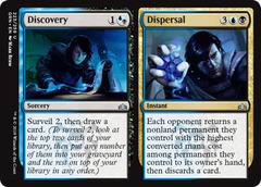 Discovery // Dispersal - Foil