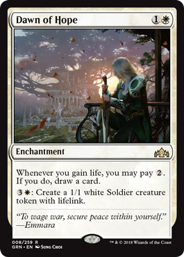 Dawn of Hope - Foil