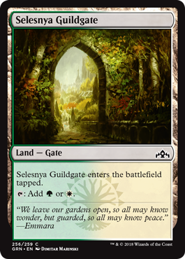 Selesnya Guildgate (256)