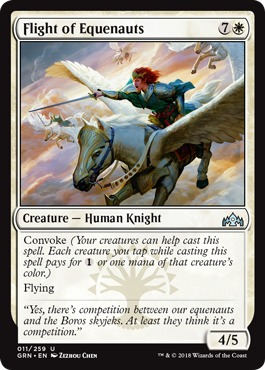 Flight of Equenauts - Foil