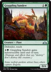Grappling Sundew - Foil