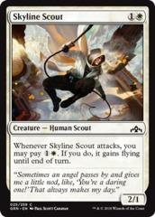 Skyline Scout - Foil