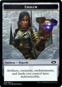 Emblem - Elspeth, Knight Errant