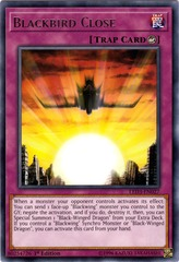 Blackbird Close - LED3-EN027 - Rare - 1st Edition on Channel Fireball