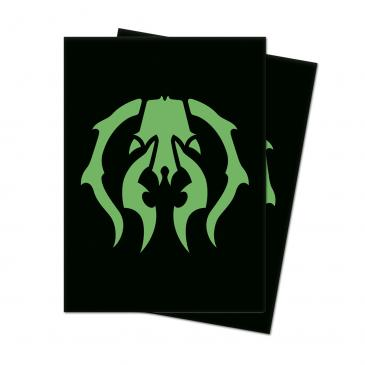 1dc0b74581a1 Ultra Pro Guilds of Ravnica Standard Sleeves - Golgari (100ct ...