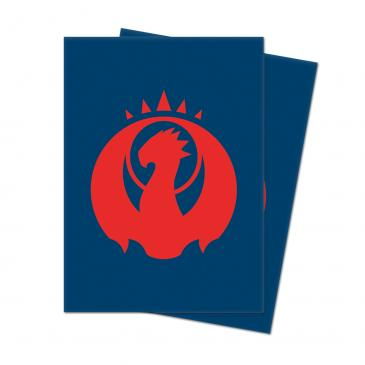 Guilds of Ravnica - Izzet League Standard Deck Protector Sleeves - 100ct