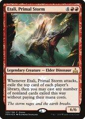 Etali, Primal Storm - Foil