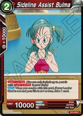 Sideline Assist Bulma - BT5-008 - C - Foil