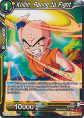 Krillin, Raring to Fight - BT5-085 - C