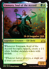 Emmara, Soul of the Accord - Foil - Prerelease Promo
