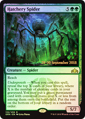 Hatchery Spider (GRN Prerelease Foil)