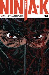Ninja-K #14 (Cover A - Kano)