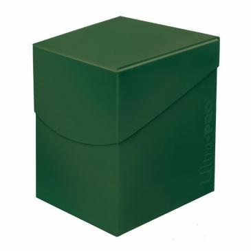 Eclipse PRO 100+ Forest Green Deck Box 85687