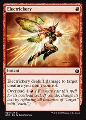 Electrickery on Channel Fireball