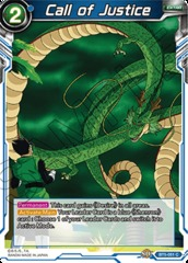 Call of Justice - BT5-051 - C - Foil