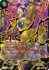 Frieza, Back from Hell - BT5-091 - SR