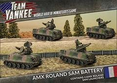 French: AMX Roland SAM Battery