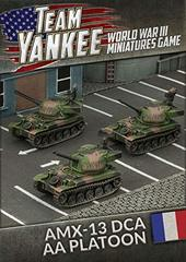 French: AMX-13 DCA AA Platoon
