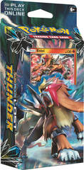 Pokemon Sun & Moon: Lost Thunder Theme Deck - Entei