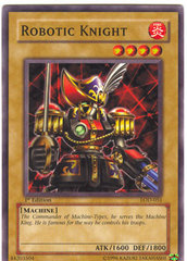 Robotic Knight - LOD-051 - Common - 1st Edition