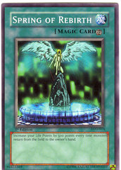 Spring of Rebirth - LOD-076 - Common - 1st Edition