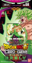 Dragon Ball Super TCG - Starter Deck SD08: Rising Broly Starter Deck