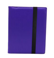 Limited Edition Dex Binder 9 - Purple