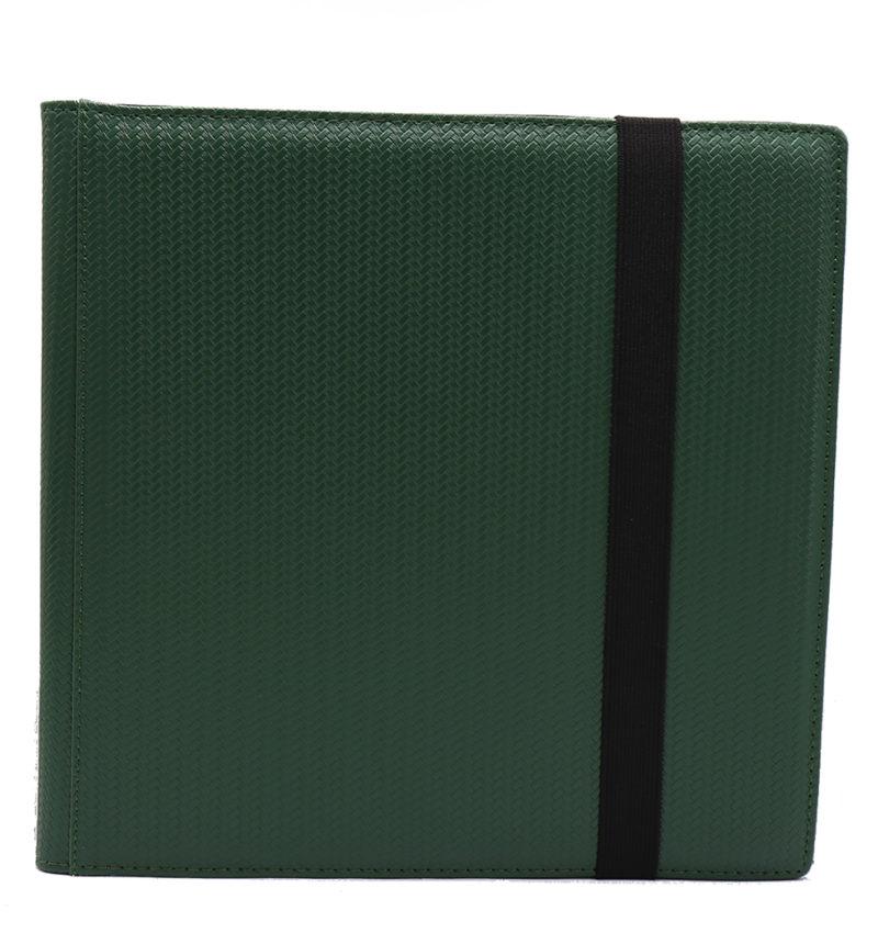 Limited Edition Dex Binder 12 - Green
