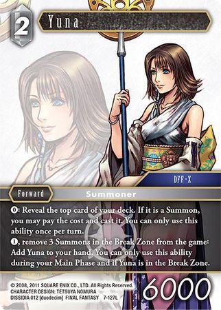 Yuna - 7-127L
