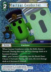 Cactuar Conductor - 7-051C - Foil