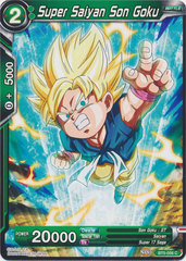 Super Saiyan Son Goku (Green) - BT5-056 - C