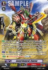 Lizard General, Conroe - PR/0444EN - PR