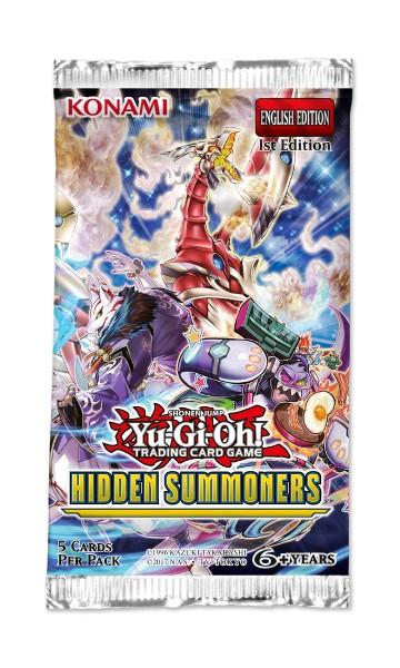 Hidden Summoners Booster Pack