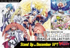 V Extra Booster 03: ULTRARARE MIRACLE COLLECTION Booster Pack