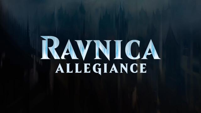 Ravnica Allegiance Guild Kits Set of 5