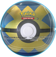 Pokéball Tin - Quick Ball
