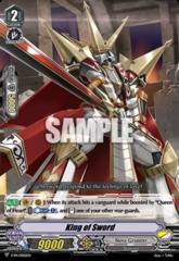 King of Sword - V-PR/0022EN - PR