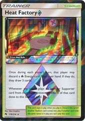 Heat Factory Prism Star - 178/214 - Holo Rare